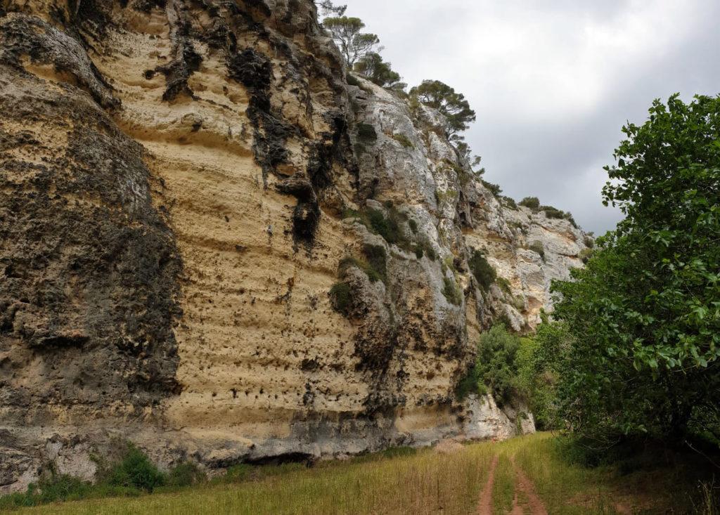 Barranc d'Algendar (Foto: Joan Febrer).