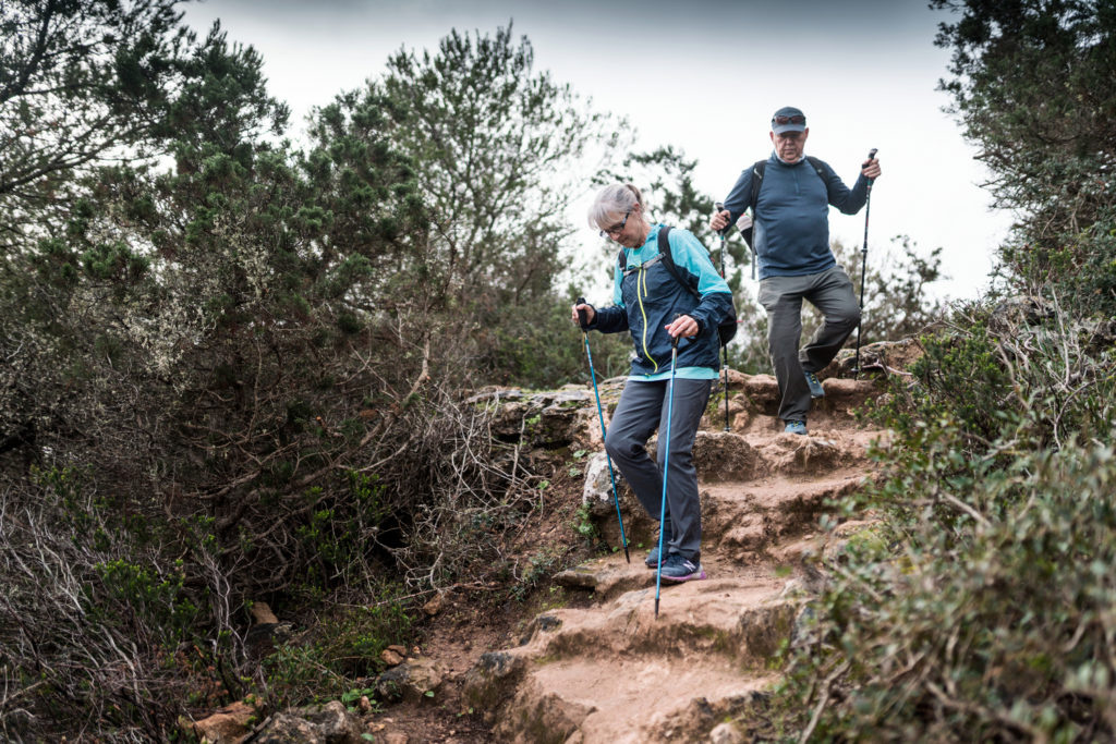 Descobrint què pot donar de si el senderisme a Menorca (Foto: Jordi Saragossa).